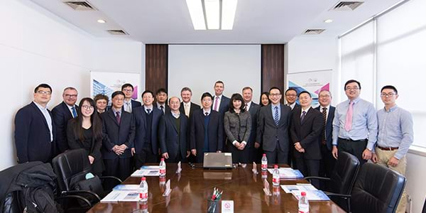 Reinforcing open innovation between industry and academia The CovestroTongji Innovation Academy
